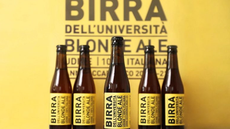 A Udine gli studenti producono la birra dell'Università all'aroma di zafferano