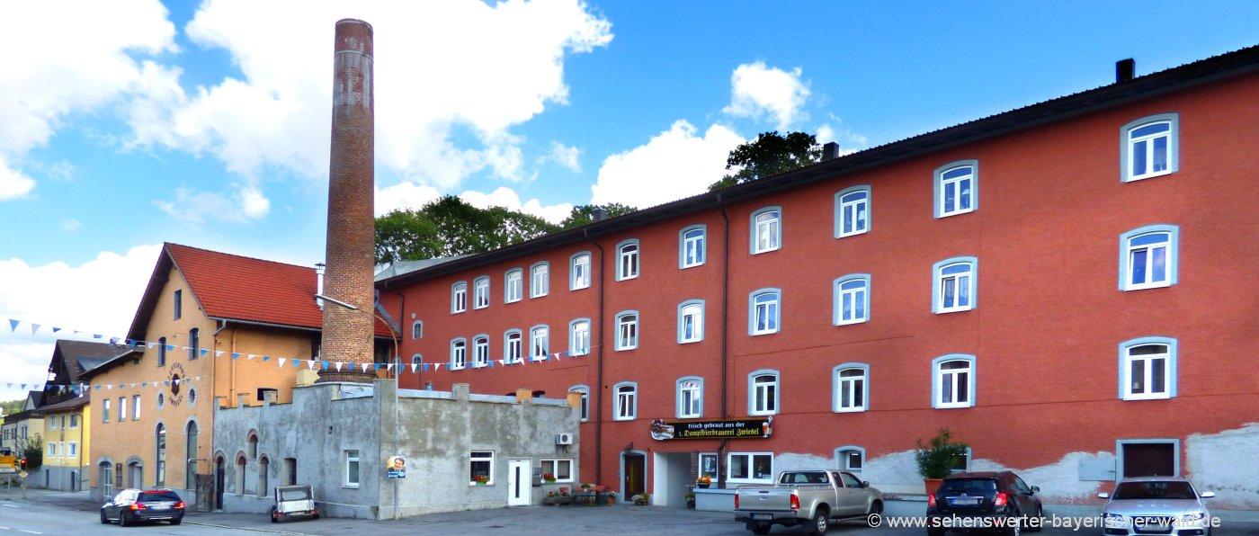 Dampfbierbrauerei Zwiesel: lo storico birrificio della Foresta Bavarese