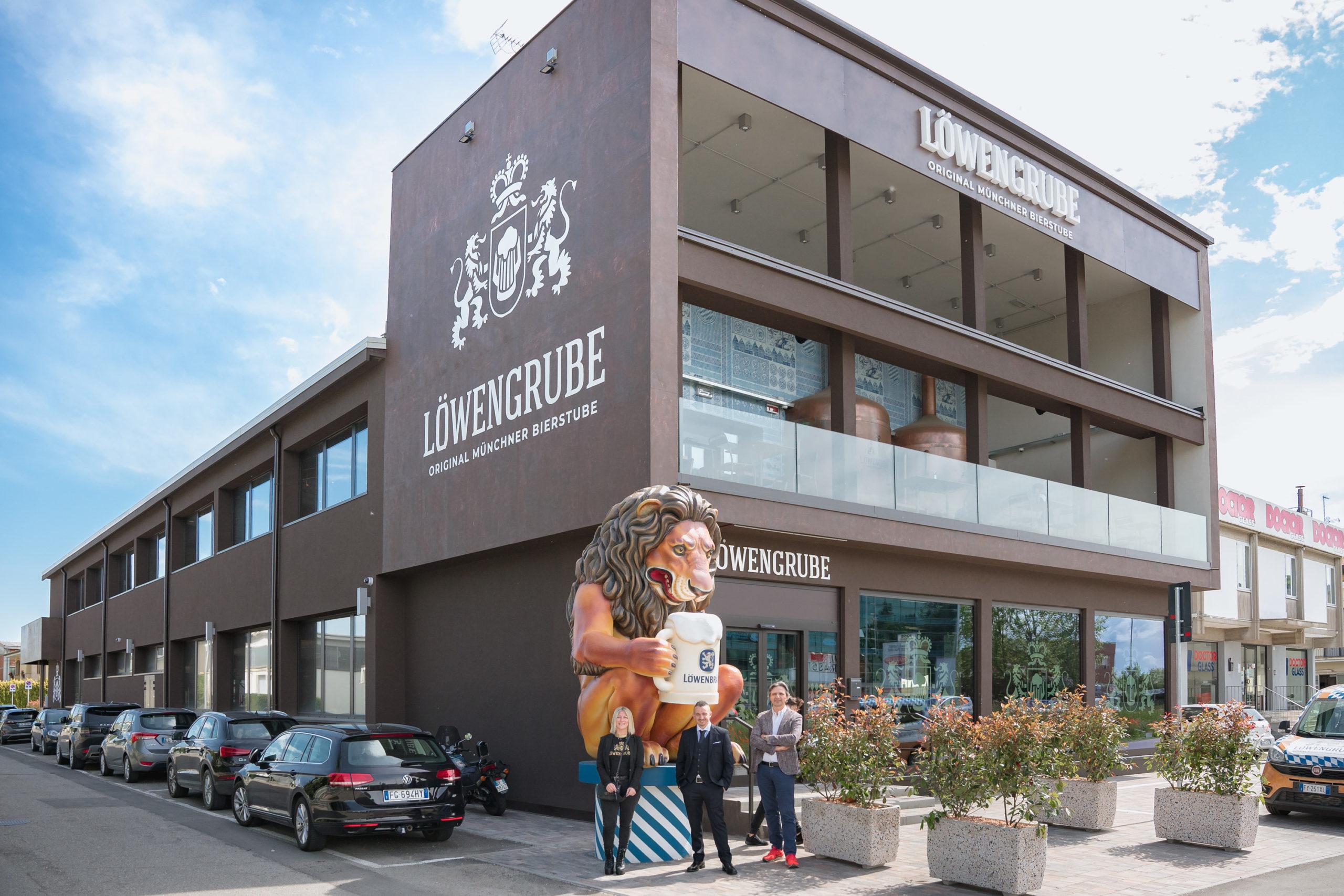 Apre la terza stube Löwengrube in Emilia Romagna, dopo quelle di Bologna e Modena!