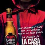 La Casa di Carta ha la sua birra grazie a Estrella Galicia